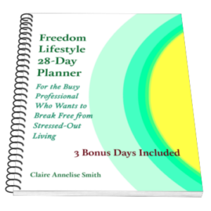 Freedom Lifestyle Planner